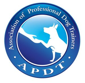 Professional Dog Trainer membership listing on APDT website