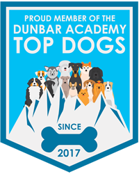 Link to Dunbar Academy Top Dogs website